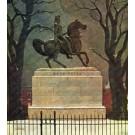 Statue of Washington on His Horse