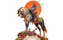 Robert E. Lee on Traveler