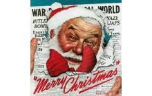 Santa's in the News