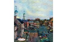 Town Square, New Castle Delaware