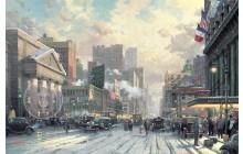 New York Snow 1932